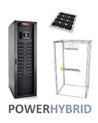 Sistemi Ibridi UPS/Fotovoltaico